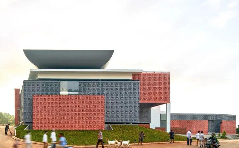 「分享」建筑立面中的构成之美_22
