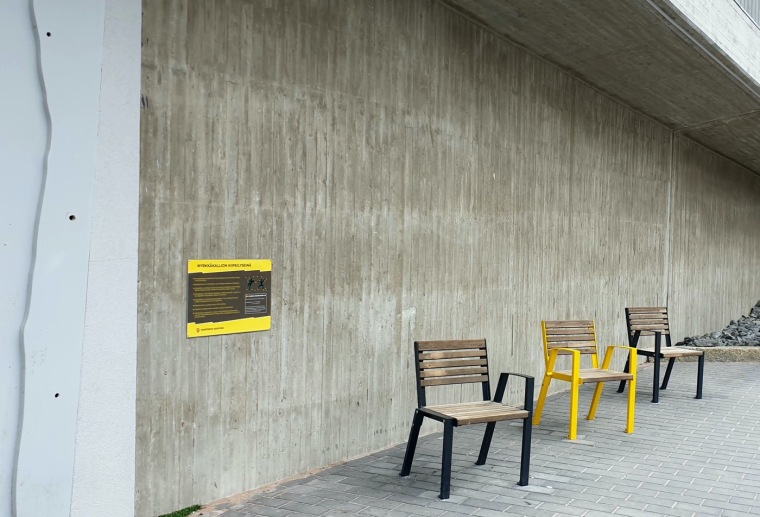 芬兰Ranta-Tampella公共空间实景图4