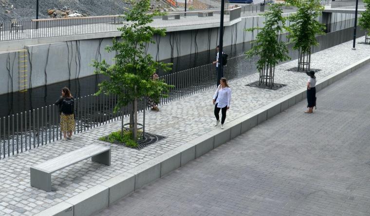 芬兰Ranta-Tampella公共空间实景图20