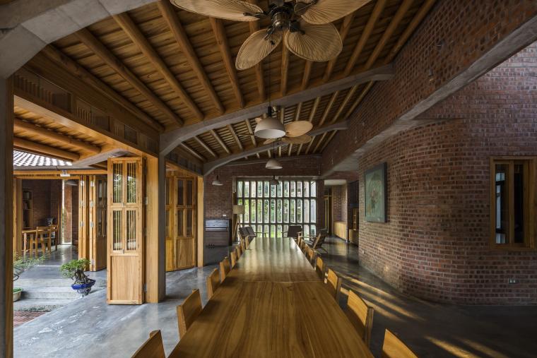 越南X-House室内实景图