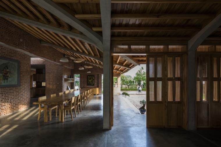 越南X-House室内实景图14
