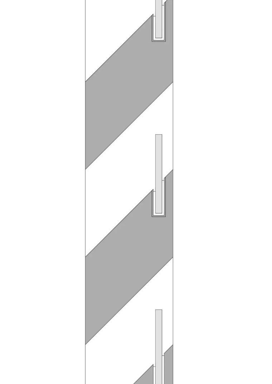 """极简现代——400平的""""L型""""别墅_30"""