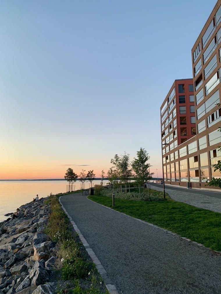 芬兰Ranta-Tampella公共空间实景图10