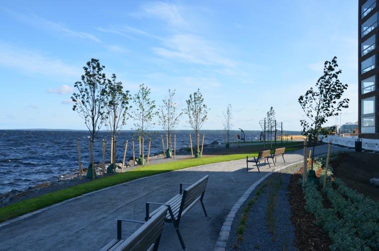 芬兰Ranta-Tampella公共空间实景图14