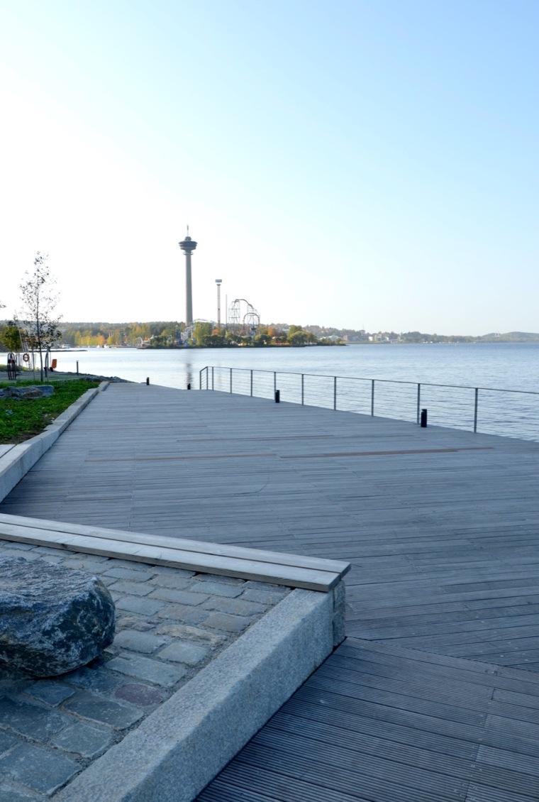 芬兰Ranta-Tampella公共空间实景图16