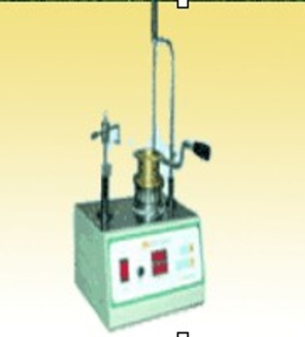 沥青性能分析及沥青混合料配合比设计-沥青闪燃点仪