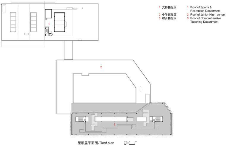 上海华东师范大学第二附属中学前滩学校平面图6