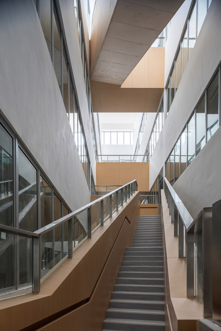 上海华东师范大学第二附属中学前滩学校内部实景图2