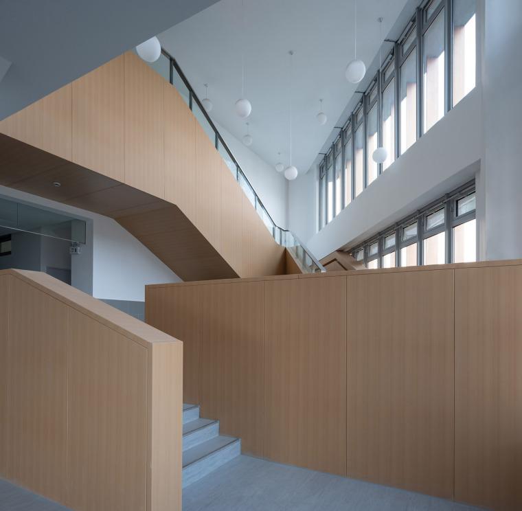 上海华东师范大学第二附属中学前滩学校内部实景图8