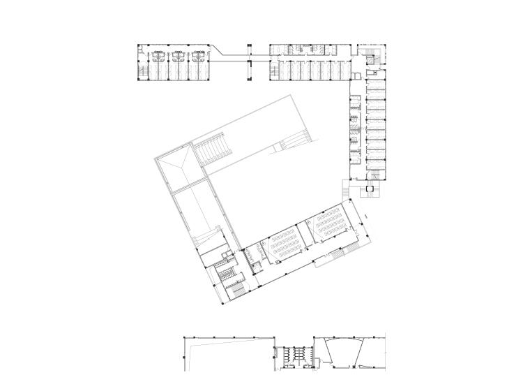 乐清市育英寄宿学校小学部二期工程-m5 四层平面图.jpg
