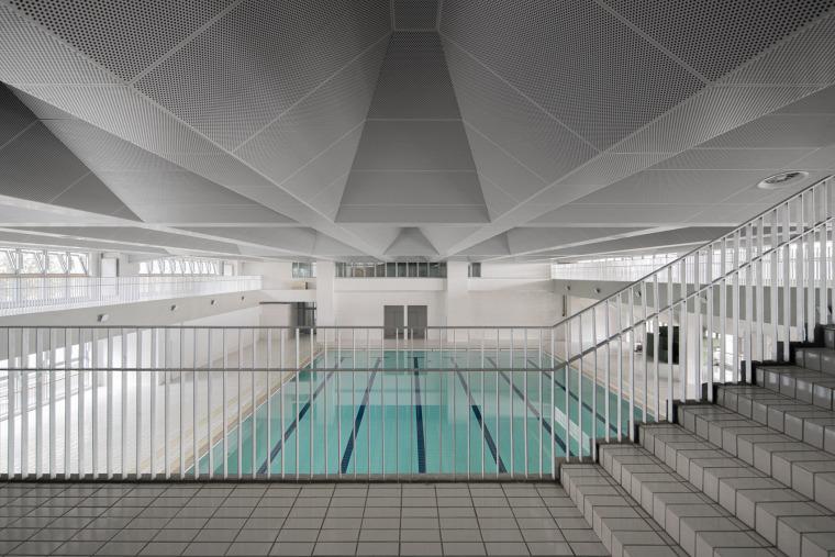上海华东师范大学第二附属中学前滩学校内部实景图27