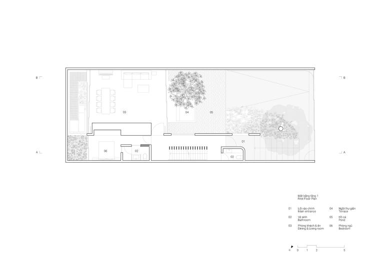 """越南TanDinh住宅,简居于""""桥上""""-m2 _Villa_Tanh_Dinh3.jpg"""