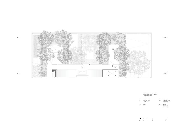 """越南TanDinh住宅,简居于""""桥上""""-m4 _Villa_Tanh_Dinh5.jpg"""