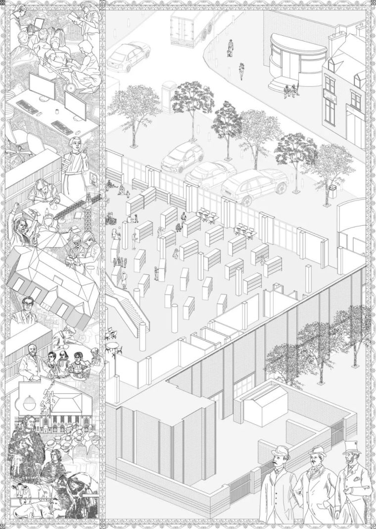剑桥大学ARCSOC2020夏季建筑作品展,优秀_3