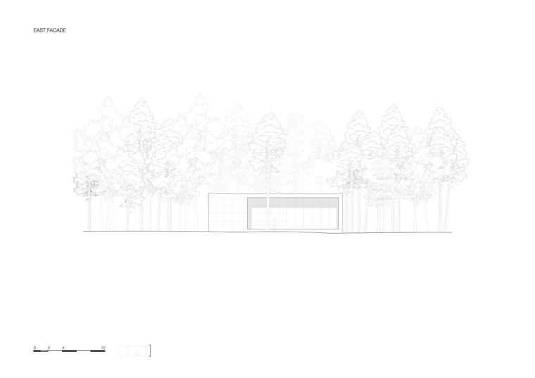 荷兰洛恩馆立面图1