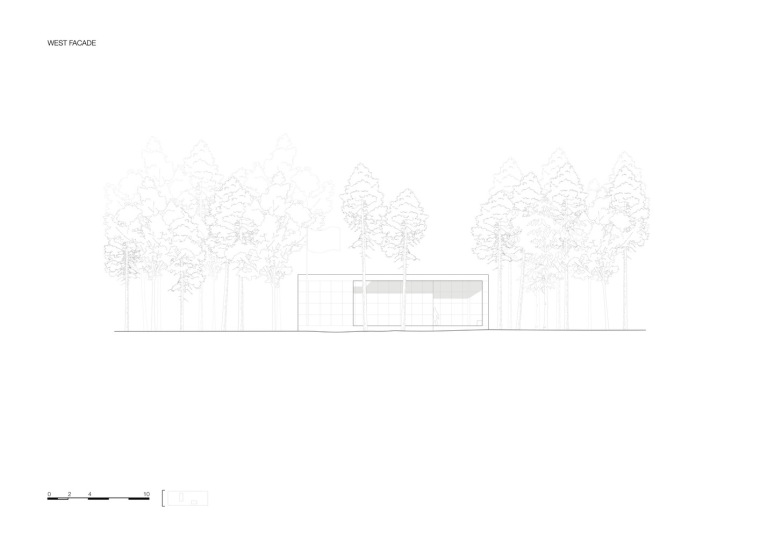 荷兰洛恩馆立面图2