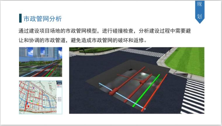 基于BIM全过程工程咨询解决方案探讨(112页)-市政管网分析