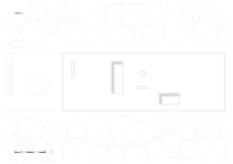 荷兰洛恩馆平面图2