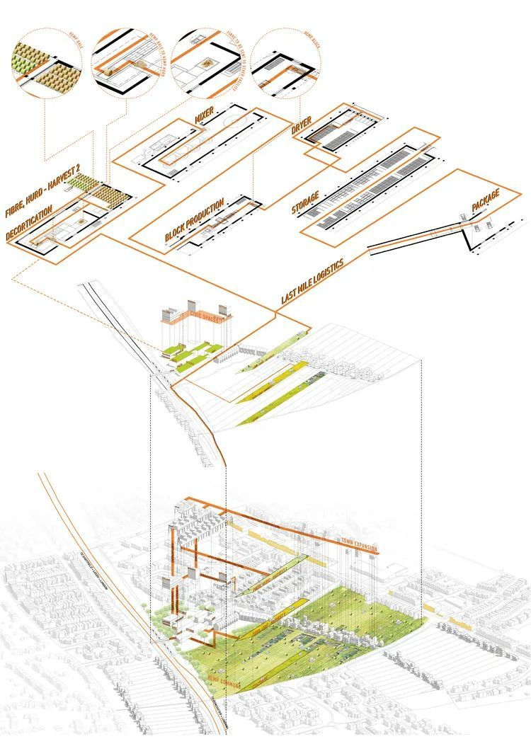 剑桥大学ARCSOC2020夏季建筑作品展,优秀_28