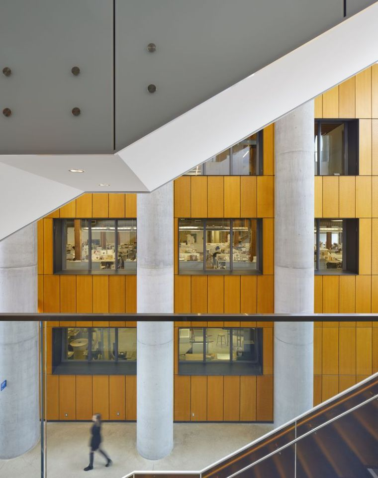 瑞尔森大学达芙妮考克威尔健康科学中心内部实景图6