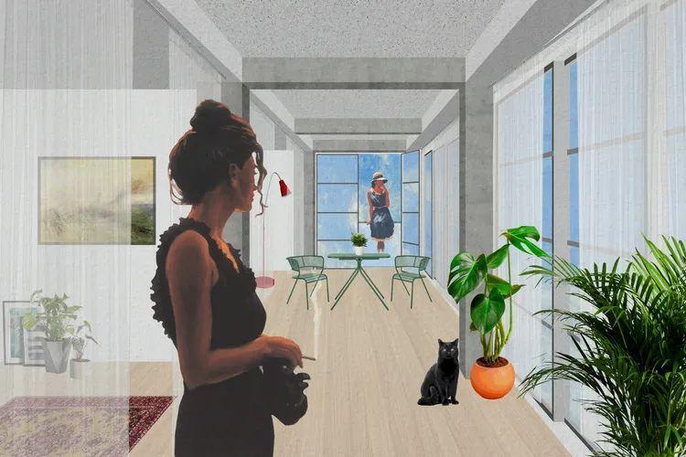 剑桥大学ARCSOC2020夏季建筑作品展,优秀_40