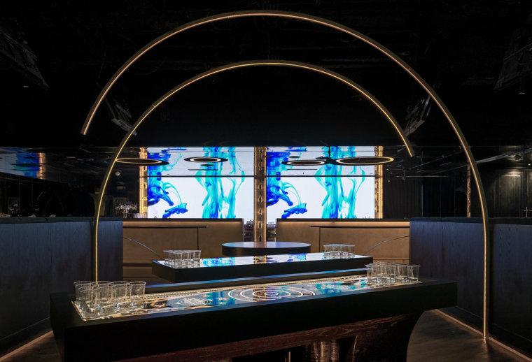 台北Blast酒吧室内实景图1