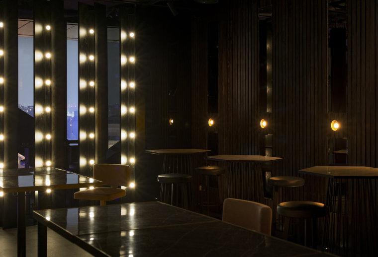 台北Blast酒吧室内实景图4
