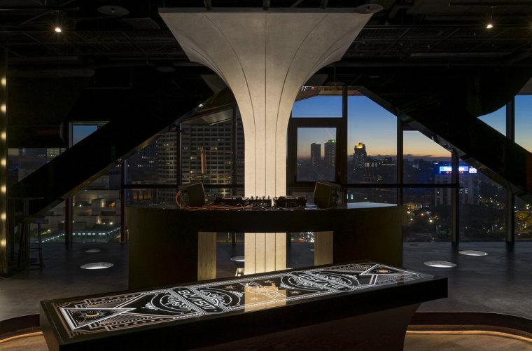 台北Blast酒吧室内实景图6