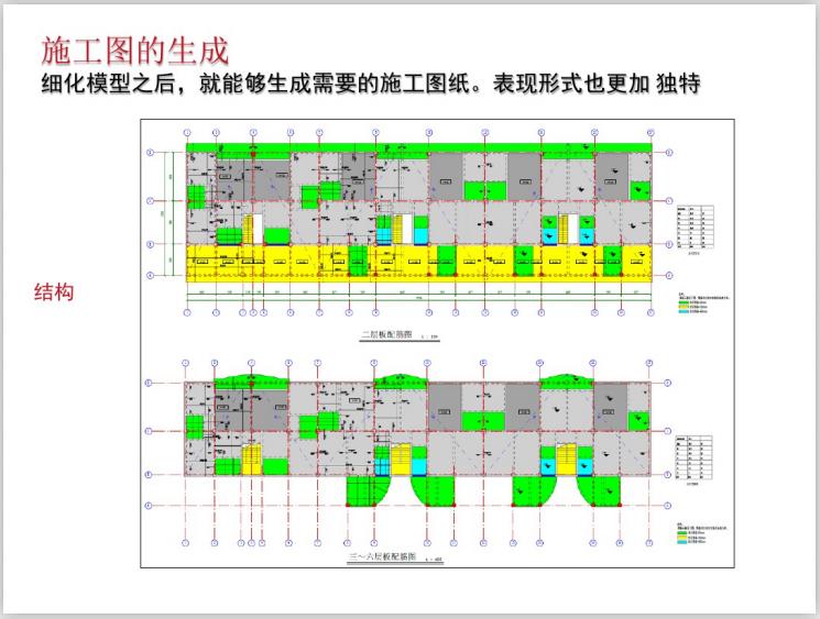 基于BIM技术的建筑设计(107页)-施工图的生成