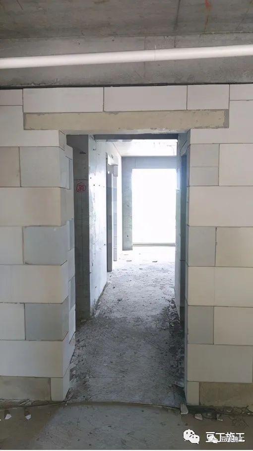 规范建筑砌体砌筑工序,值得学习!_25