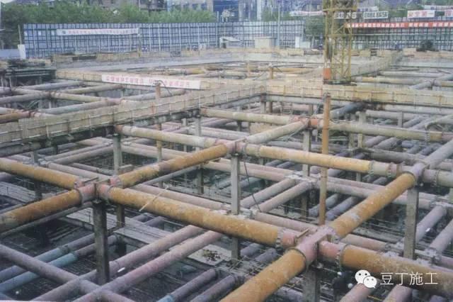 十种基坑支护结构施工选用及特点分析_13