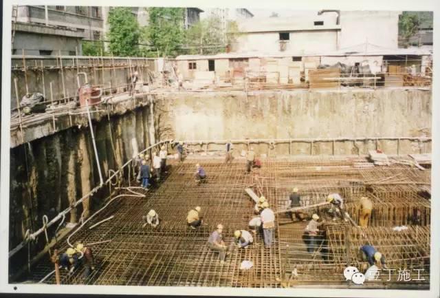 十种基坑支护结构施工选用及特点分析_19