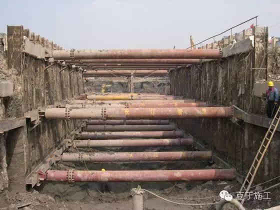 十种基坑支护结构施工选用及特点分析_25