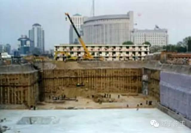 十种基坑支护结构施工选用及特点分析_32