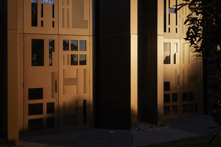 澳大利亚Werribee陵墓扩展外部实景图8