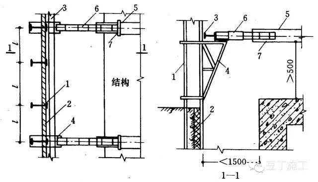 十种基坑支护结构施工选用及特点分析_1