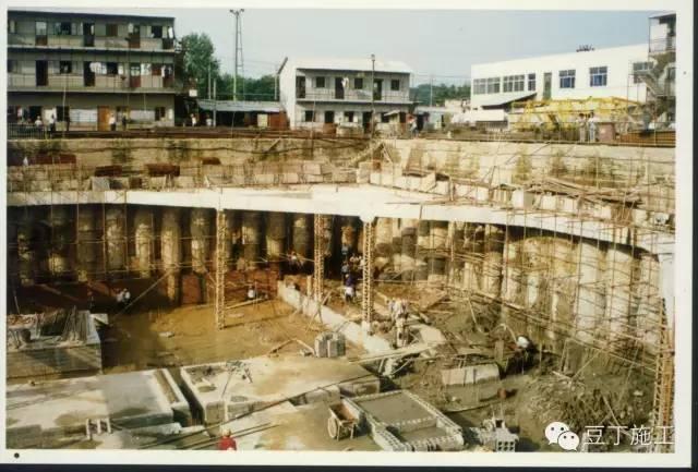 十种基坑支护结构施工选用及特点分析_5