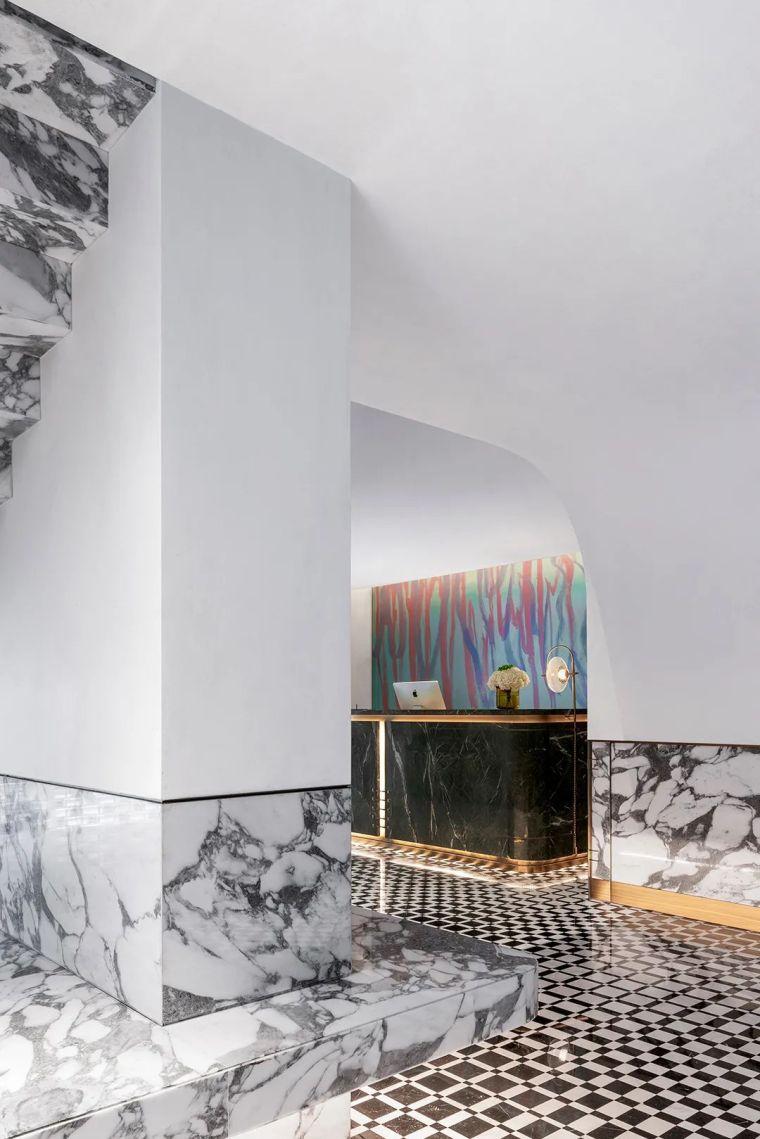 上海黑石M+酒店室内实景图3