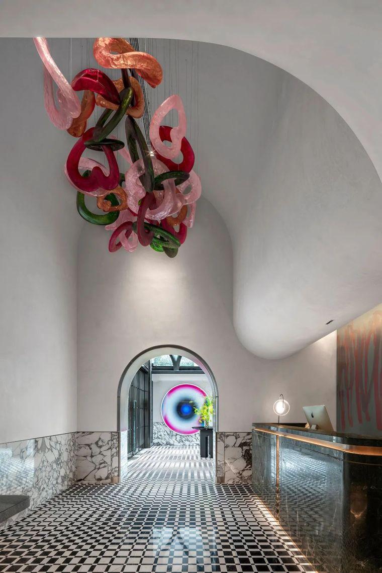 上海黑石M+酒店室内实景图2