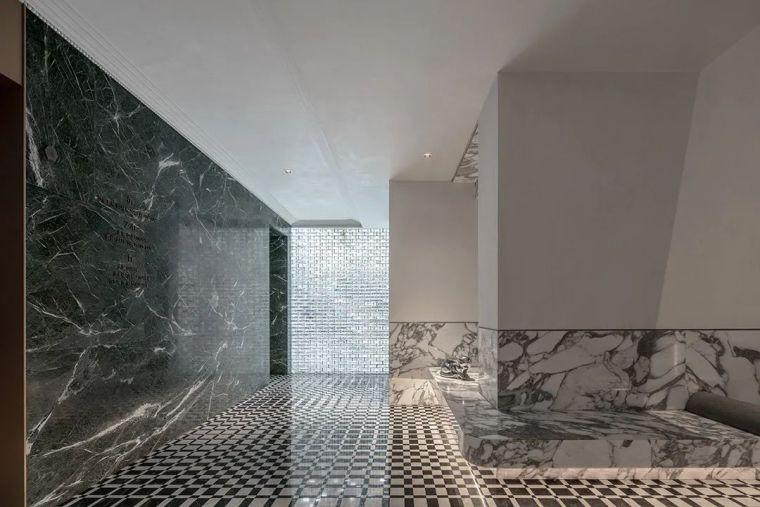 上海黑石M+酒店室内实景图13