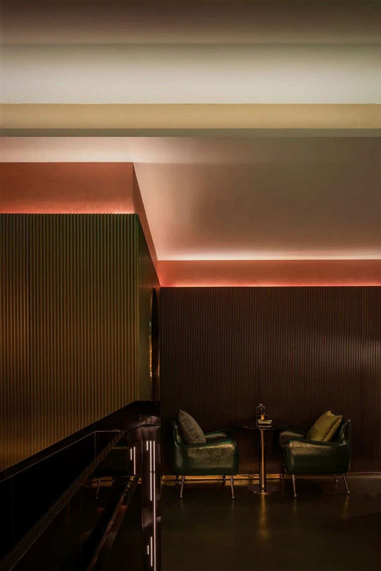 上海黑石M+酒店室内实景图19