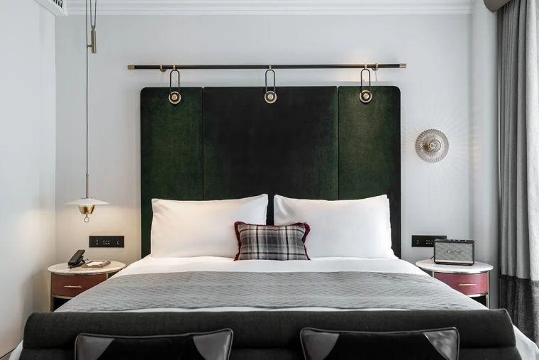 上海黑石M+酒店室内实景图24