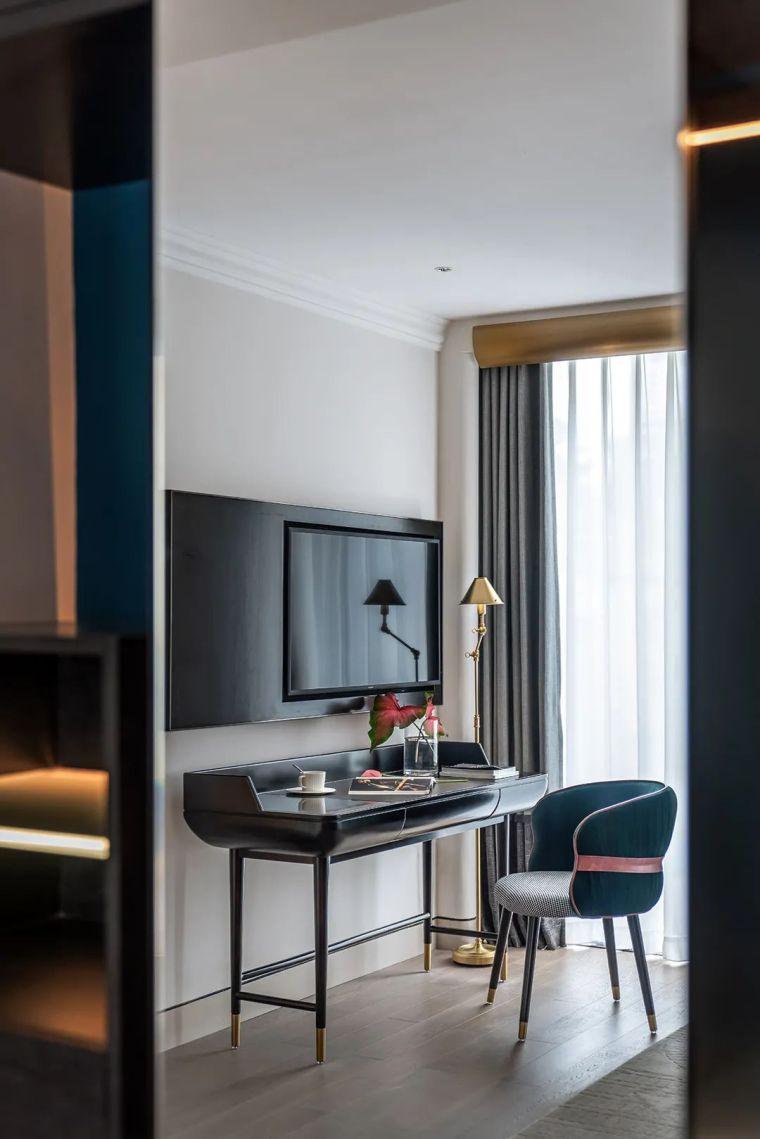 上海黑石M+酒店室内实景图26