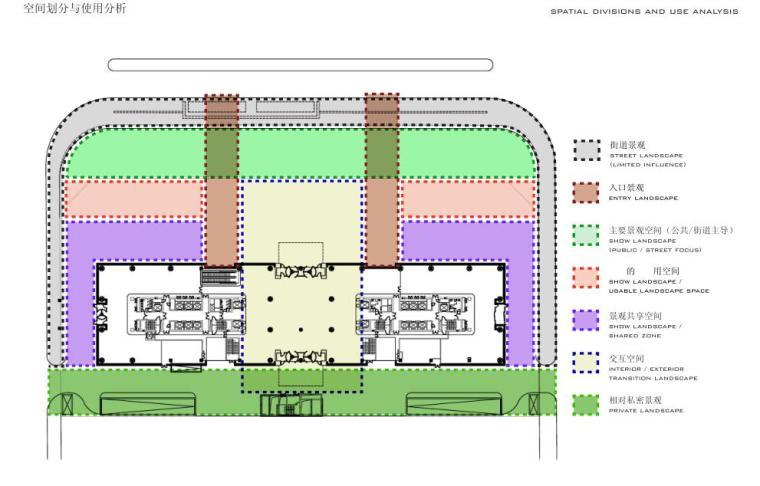 知名企业现代风格商业办公广场景观方案设计 (3)