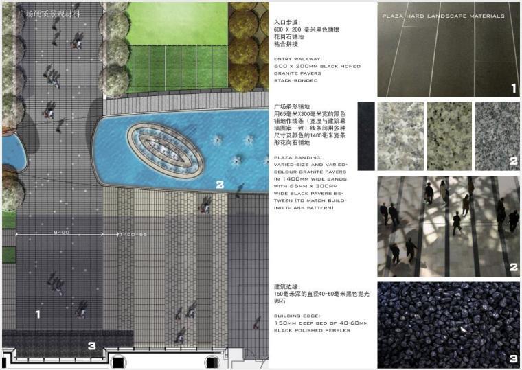 知名企业现代风格商业办公广场景观方案设计 (4)