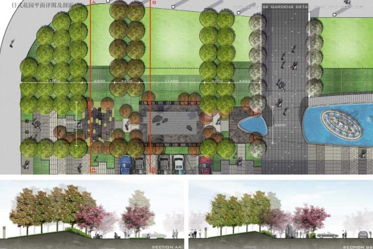 知名企业现代风格商业办公广场景观方案设计 (6)