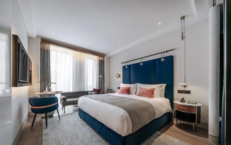 上海黑石M+酒店室内实景图28