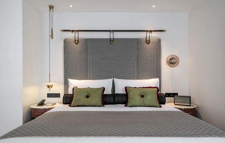上海黑石M+酒店室内实景图32