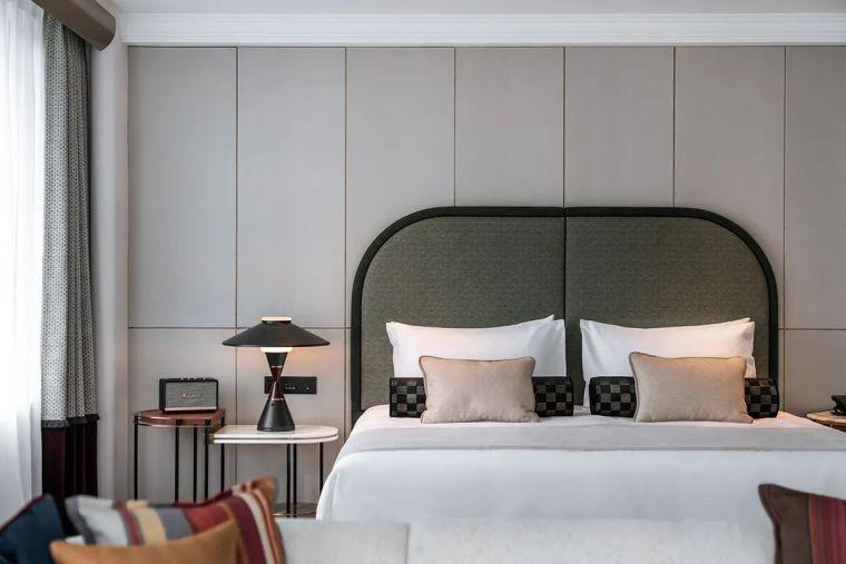 上海黑石M+酒店室内实景图35