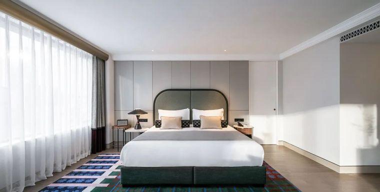 上海黑石M+酒店室内实景图34
